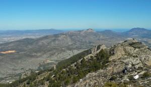 Rutas guiadas mountain biking por la Sierra de Mariola